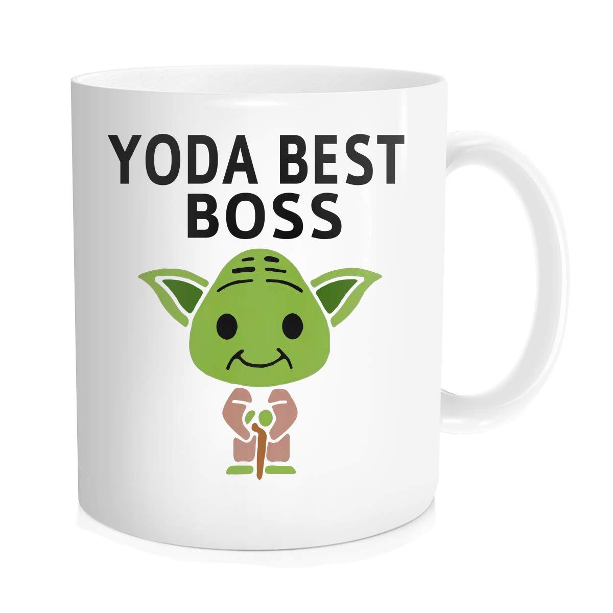 Best Boss Coffee Mug - Boss' day gifts