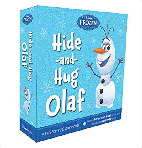 Frozen Hide-and-Hug