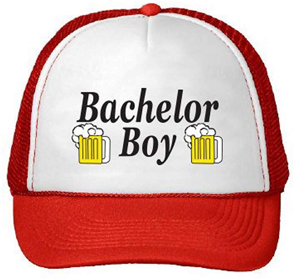 Bachelor Boy Trucker Hat