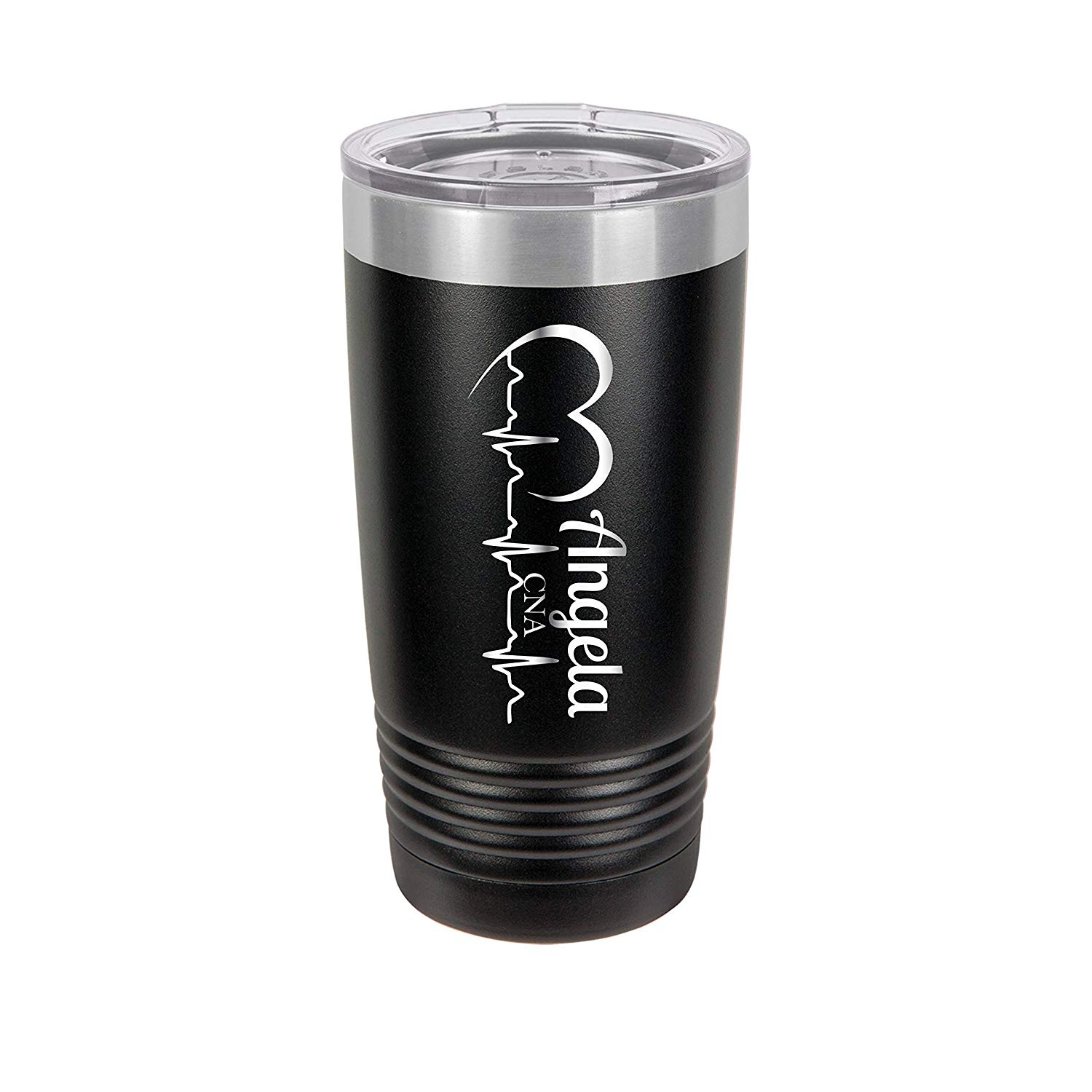 Personalized Engraved Insulated Stainless Steel Tumbler