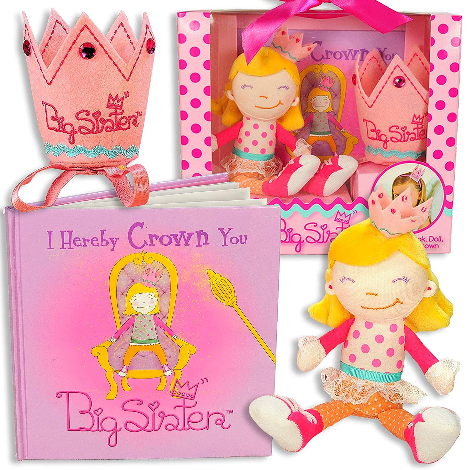 Tickle & Main Big Sister Gift Set -Big Sister Gift Ideas