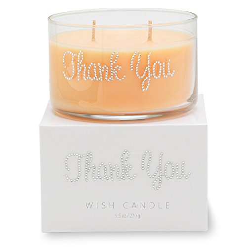 Primal Elements Thank You Wish Candle