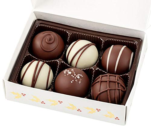 Christmas Holiday Signature Truffle Collection