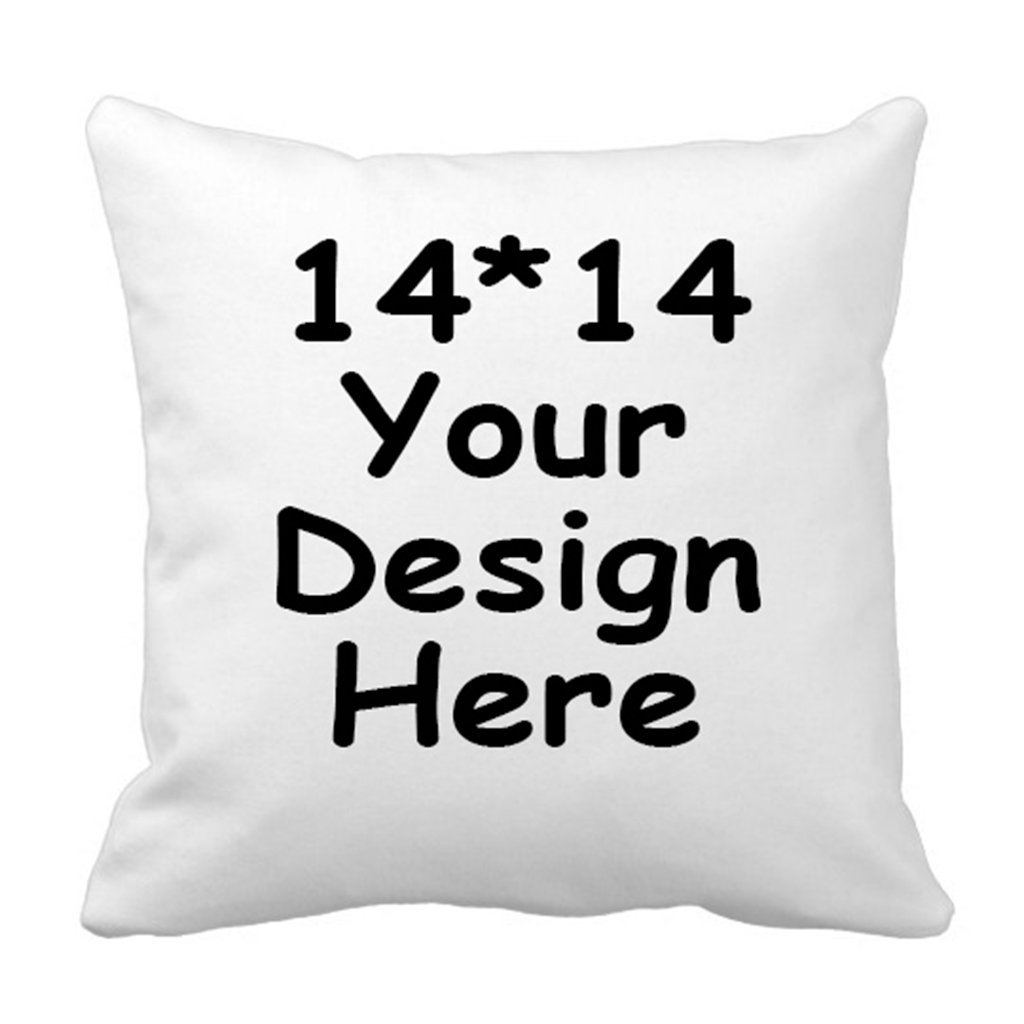13th wedding anniversary gift ideas - Customized Pillow for your wife or husband