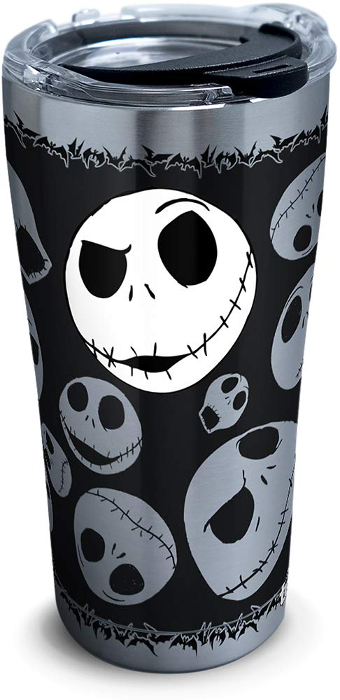 Nightmare Before Christmas 25th Anniversary Stainless Steel Insulated Tumbler
