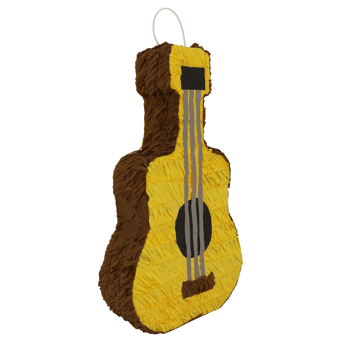 Lutema Acoustic Guitar Pinata Classic Mexican Guitarra Piñata Ideal - Mexican Party ideas