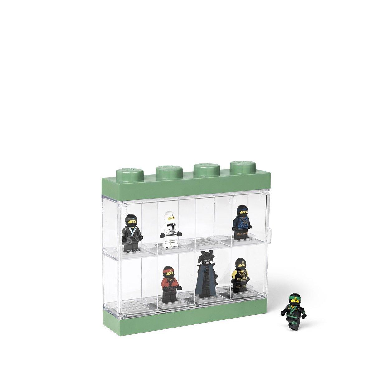 Ninjago Movie Minifigure Display - ninja toys for kids