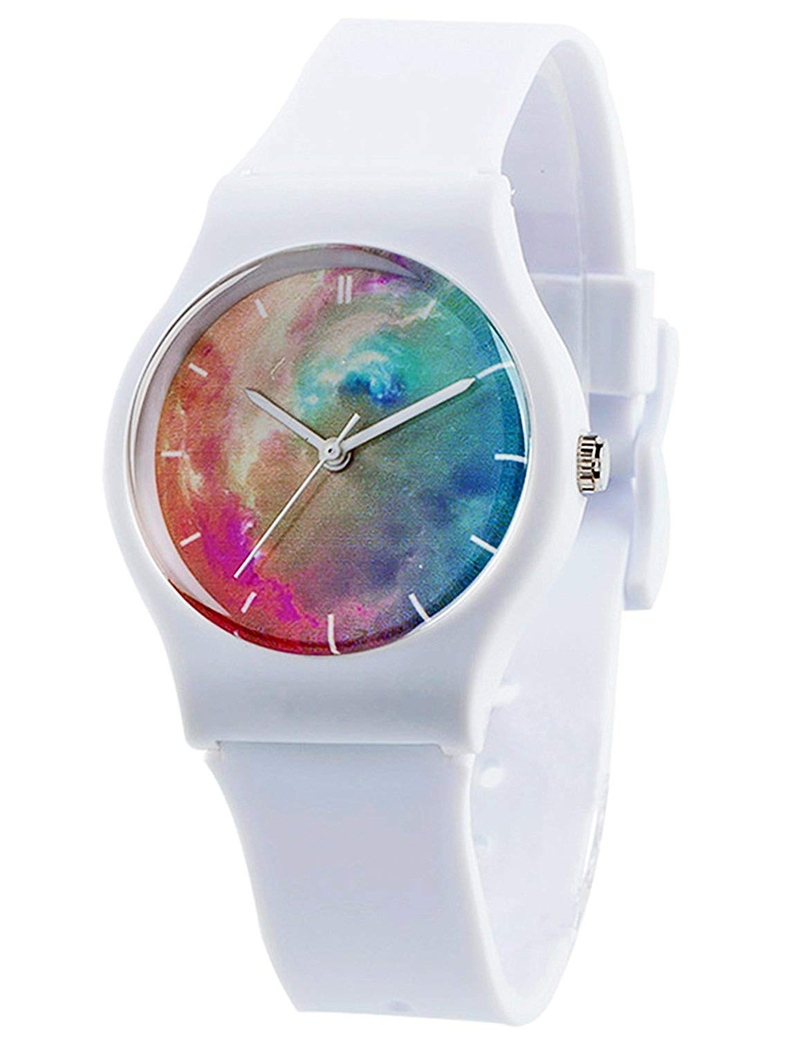 Super Soft Band Student Watches - golden birthday gift ideas for her