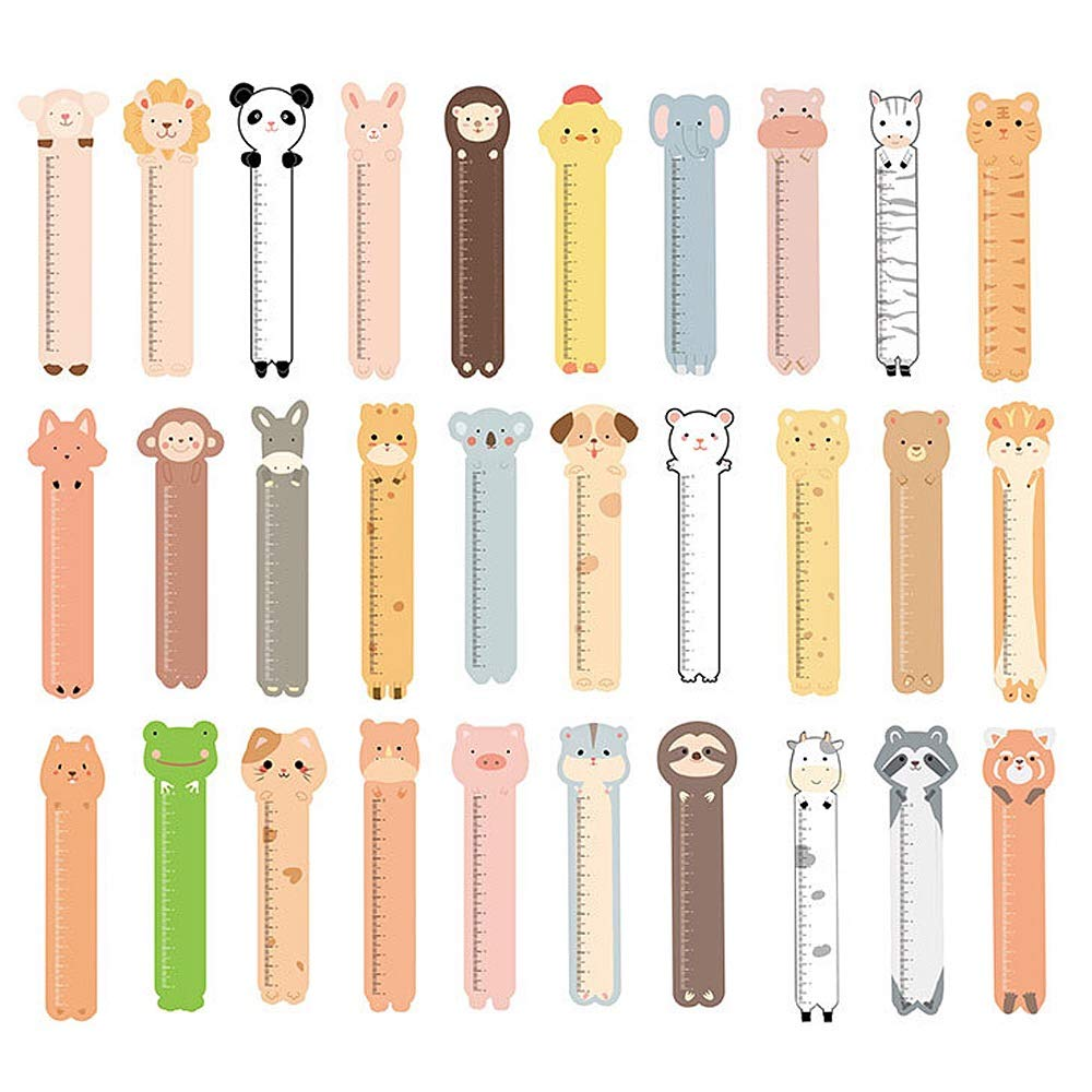 Cute Animal Funny Bookmarks for Kids Teens Boys Girls