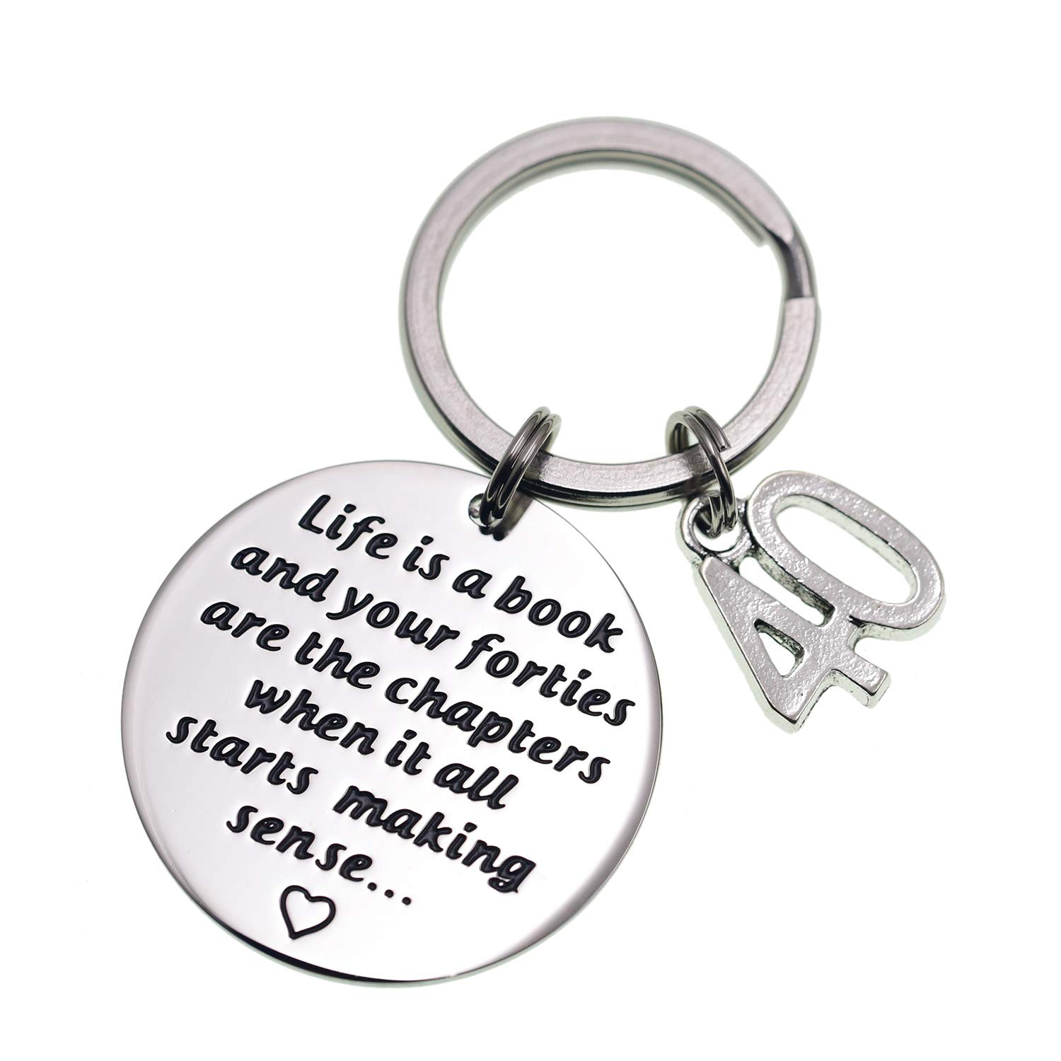 Melix Home Birthday Gift Happy Birthday Keychain