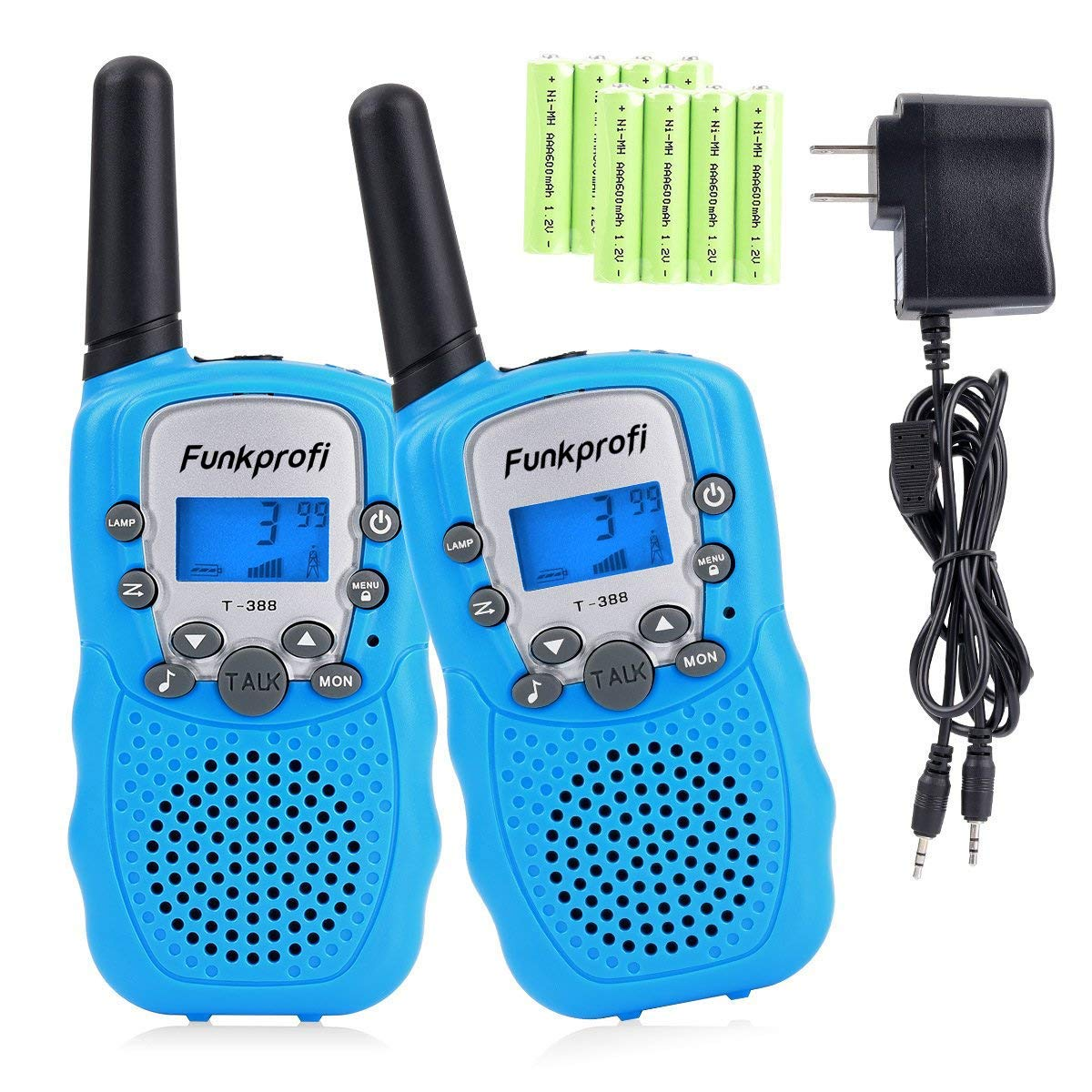 Rechargeable Walkie Talkies