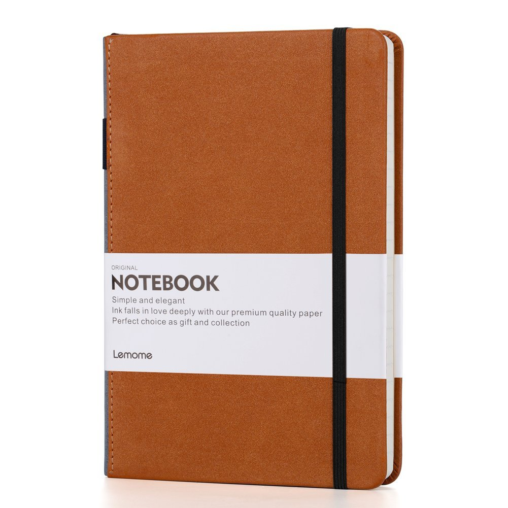 A notebook - gift for a mentor