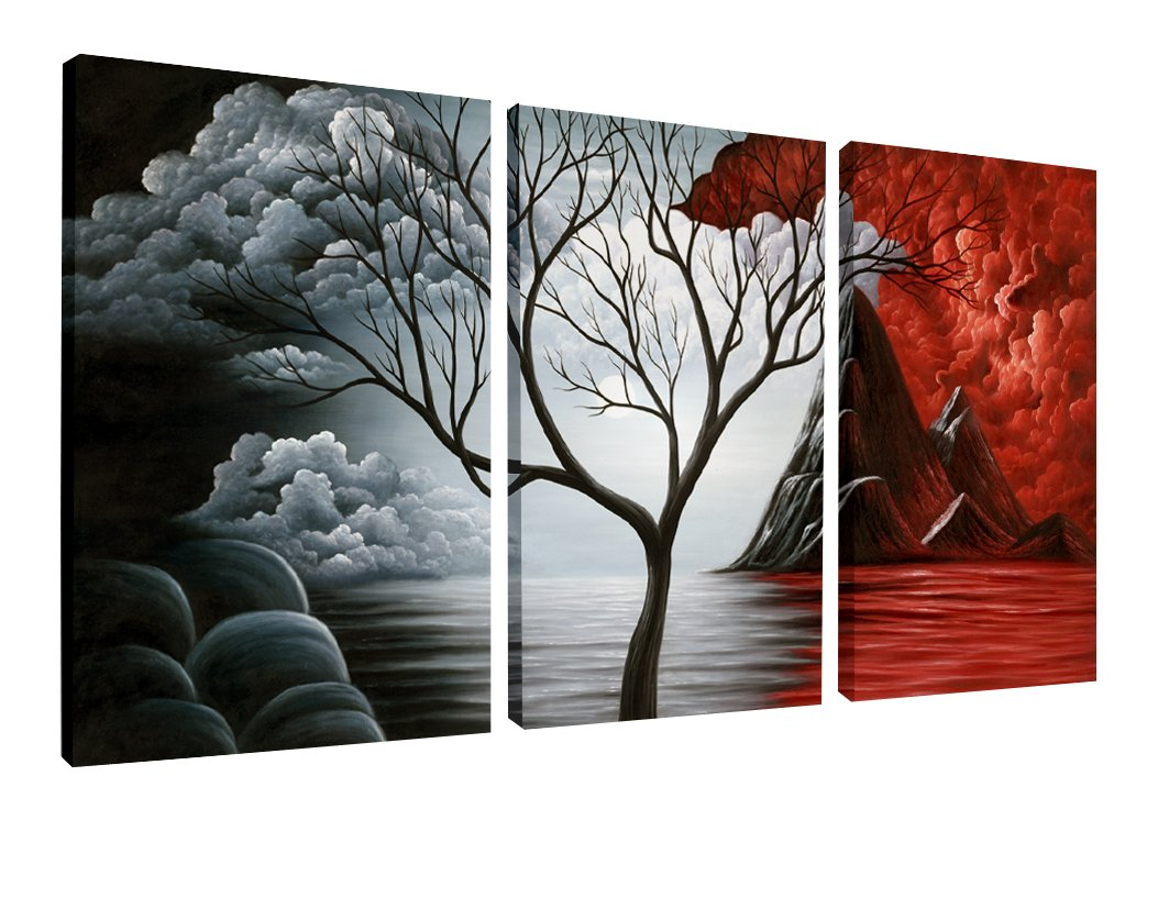The Cloud Tree Wall Art Oil Painting