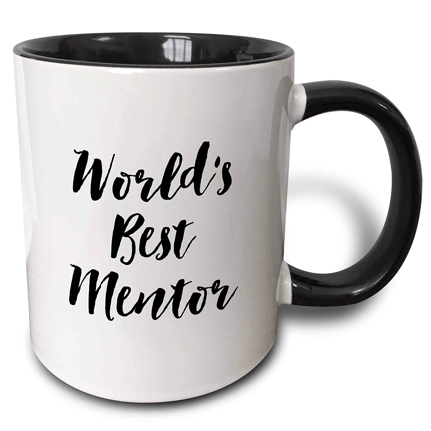 Gifts for mentors - A personalized Coffee mug with a message