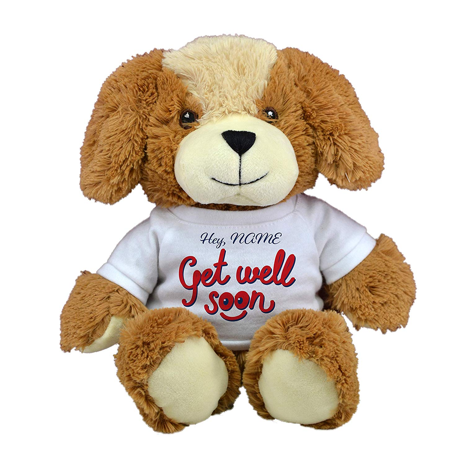Cute Teddy Bear Plush Toys with Personalized Names