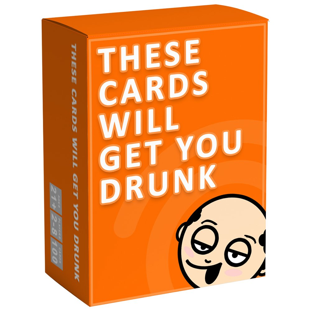 Adult Drinking Game for Parties