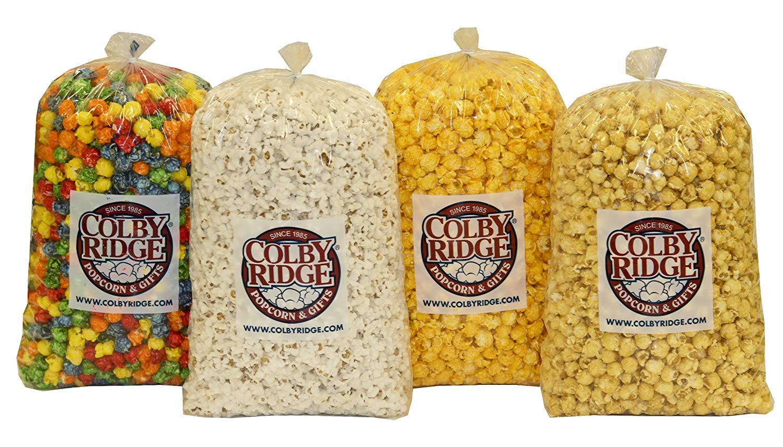 Colby Ridge Popped Popcorn - popcorn gift ideas