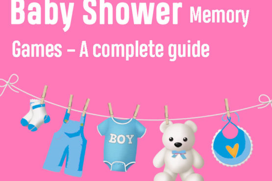 Baby Shower Memory Games – A complete guide